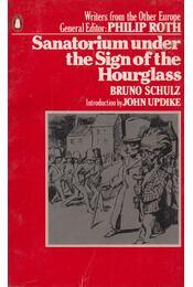 The Sanatorium under the Sign of the Hourglass - Bruno Schulz - Régikönyvek