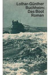 Das Boot - Buchheim, Lothar-Günther - Régikönyvek