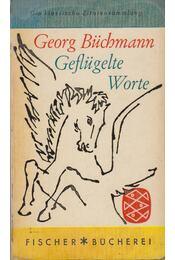 Geflügelte Wörte - Büchmann, Georg - Régikönyvek