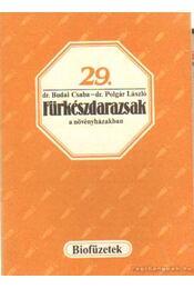 Fürkészdarazsak a növényházakban - Budai Csaba, Polgár László - Régikönyvek