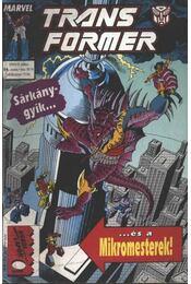 Transformer 1993/4. 14. szám - Budiansky, Bobb - Régikönyvek
