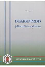 Energiarendszerek jellemzői és auditálása - Büki Gergely - Régikönyvek