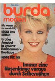 Burda Moden 1983/7 Juli - Régikönyvek