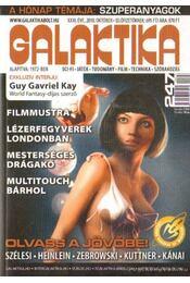 Galaktika 247. XXXI. évf. október 2010. - Burger István - Régikönyvek