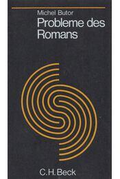 Probleme des Romans - BUTOR, MICHEL - Régikönyvek