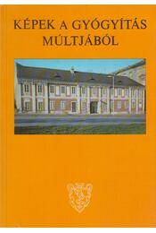 Képek a gyógyítás múltjából - Buzinkay Géza, Kapronczay Károly - Régikönyvek