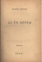 Az én népem - Nyirő József - Régikönyvek