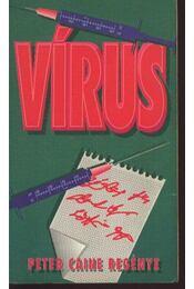Vírus - Caine, Peter - Régikönyvek