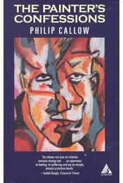 The Painter's Confessions - CALLOW, PHILIP - Régikönyvek