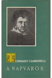 A Napváros - Campanella, Tommaso - Régikönyvek