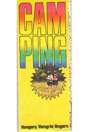 Camping - Régikönyvek