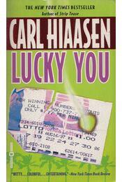 Lucky You - Carl Hiaasen - Régikönyvek
