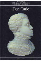 Don Carlo - Carlo Fontana - Régikönyvek