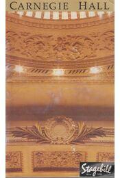 Carnegie Hall November 1995 - Régikönyvek