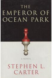 The Emperor of Ocean Park - CARTER, STEPHEN L. - Régikönyvek