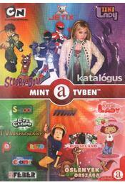 Cartoon Network katalógus - Régikönyvek