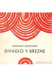 Divaldo v Brezne - Cavojsky, Ladislav - Régikönyvek