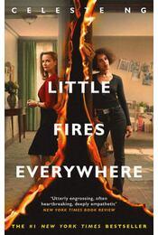 Little Fires Everywhere - Celeste Ng - Régikönyvek