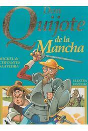 Don Quijote de la Mancha - Cervantes - Régikönyvek