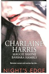 Night's Edge - Charlaine Harris - Régikönyvek