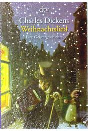 Weihnachtslied - Charles Dickens - Régikönyvek