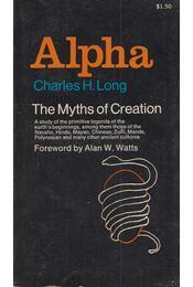 Alpha - Charles H. Long - Régikönyvek