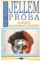 Jellempróba - Chartier, Jean - Régikönyvek
