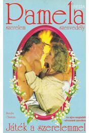 Játék a szerelemmel - Chastain, Sandra - Régikönyvek