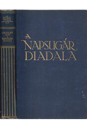 A napsugár diadala - Cholnoky Jenő - Régikönyvek