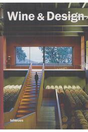 Wine & Design - Christian Datz, Christof Kullmann - Régikönyvek