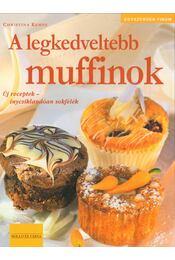 A legkedveltebb muffinok - Christina Kempe  - Régikönyvek