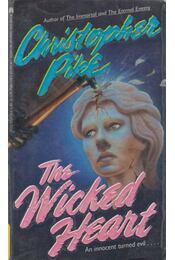 The Wicked Heart - Christopher Pike - Régikönyvek