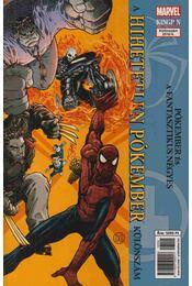 A Hihetetlen Pókember Különszám 2016/4.n. ca - Christos N. Cage - Régikönyvek