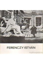 Ferenczy István - Cifka Péter - Régikönyvek