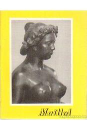 Maillol - Cifka Péter - Régikönyvek