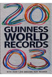 Guinness World Records 2003 - Claire Folkard - Régikönyvek