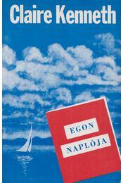 Egon naplója - Claire Kenneth - Régikönyvek