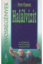 Halálvizit - Clement, Peter - Régikönyvek