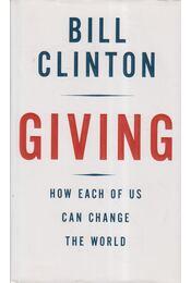 Giving - Clinton, Bill - Régikönyvek