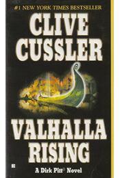 Valhalla Rising - Clive Cussler - Régikönyvek