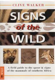 Signs of the Wild - Clive Walker - Régikönyvek
