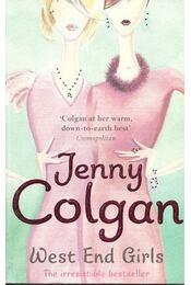 West End Girls - COLGAN, JENNIE - Régikönyvek