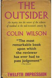 The Outsider - Colin Wilson - Régikönyvek