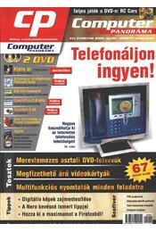 Computer panoráma 2005/4 - Régikönyvek