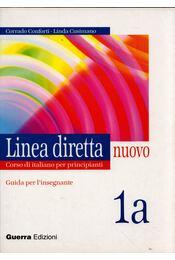 Linea diretta nuovo 1a Corso di italiano per principianti - Corrado Conforti, Linda Cusimano - Régikönyvek