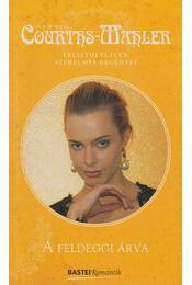 A feldeggi árva - Courths-Mahler, Hedwig - Régikönyvek