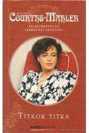 Titkok titka - Courths-Mahler, Hedwig - Régikönyvek