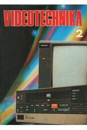 Videotechnika 2. - Csabai Dániel - Régikönyvek