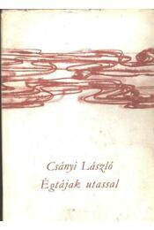 Égtájak utassal - Csányi László - Régikönyvek