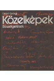 Közelképek - Csapó György - Régikönyvek